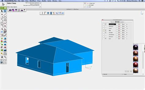 home designer pro layers architectural design tools turbocad via imsi design