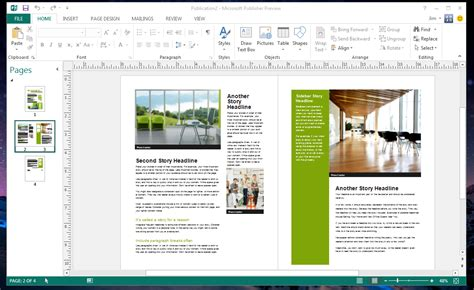 publishing layout view word 2013 unjx office 2013 customer preview screenshots