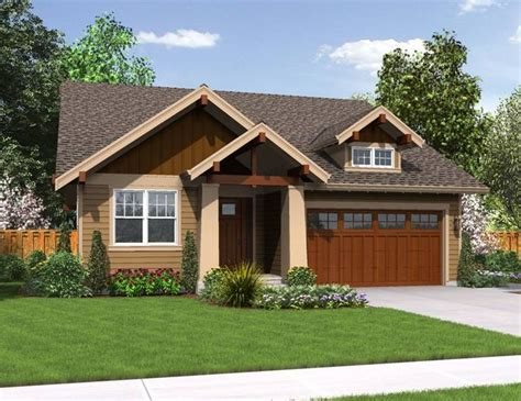 the espresso a simple yet craftsman ranch style house
