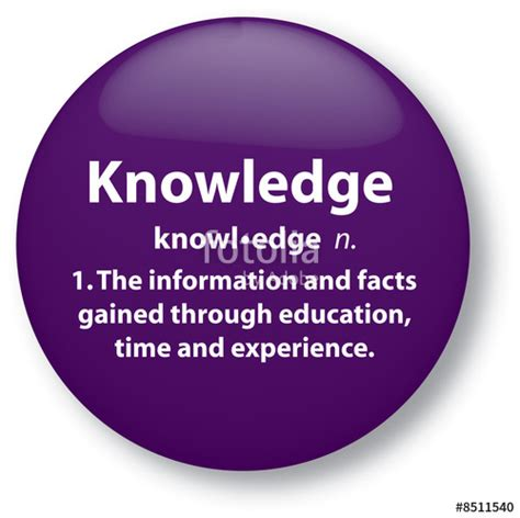 L Of Knowledge Meaning by Quot Knowledge Definition Quot Stock Photo And Royalty Free Images On Fotolia Pic 8511540