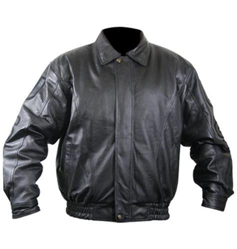 Jaket Bomber Black Eagle Original all black leather american usa flag eagle bomber jacket size m ebay
