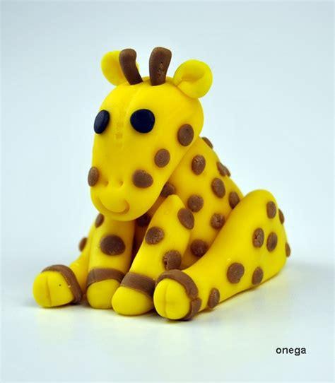 como hacer una jirafa en plastilina tutorial de paso a paso para hacer jirafas magia en mi cocina