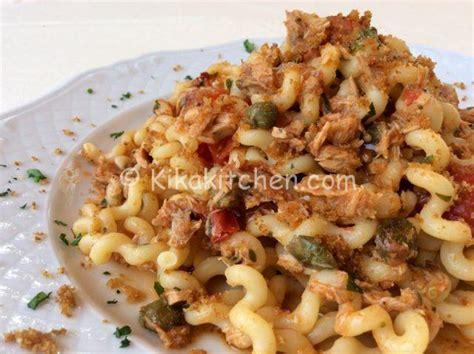 Cucina Facile E Veloce Primi Piatti Pasta Con Pomodorini E Tonno Ricetta Facile E Veloce