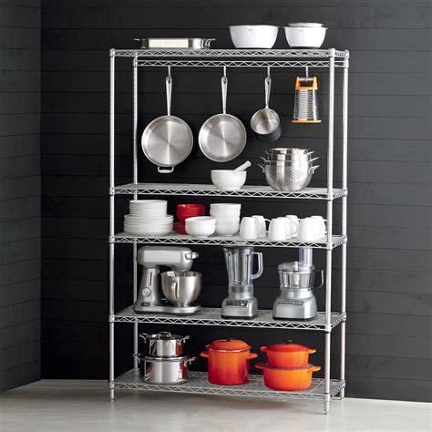 intermetro kitchen cookware storage the container store