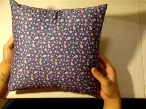 Envelope Cushion Tutorial In This Sewing Tutorial I Show You How To Make A Super