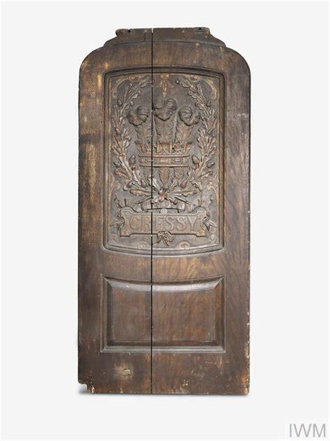 accessory carved doorgangway hms cressy mar 582