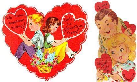 corny valentines cards corny cards from grade school