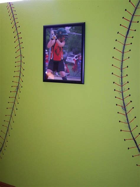 softball bedroom ideas 17 best images about softball on pinterest softball