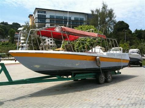 fishing boat for sale penang para sailing winch boat for sale from penang tanjong bunga