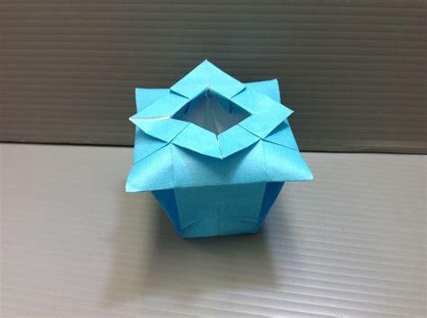Origami Vases - 51 best origami cutii images on boxes origami