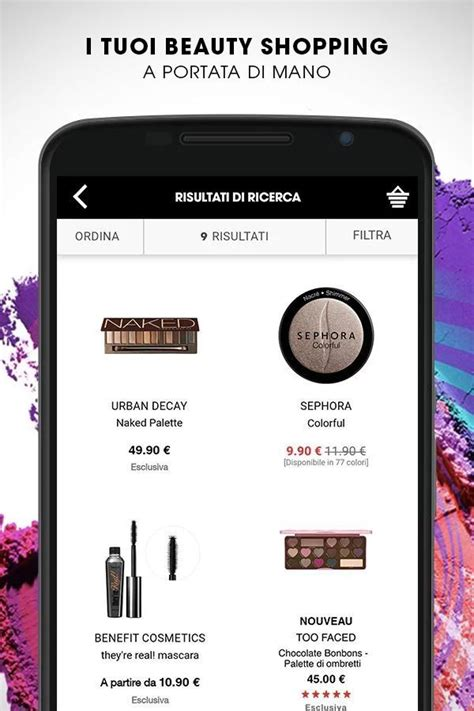 Makeup Di Sephora sephora make up e profumi android apps on play