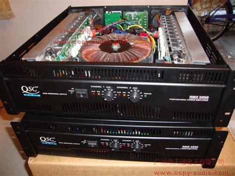 Power Lifier Qsc 4050 solucionado compra de plantas de sonido yoreparo