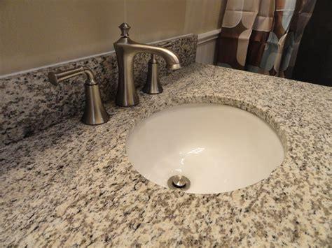 White Tiger Granite Countertop by Tiger Skin Granite Vanity Countertops Traditional