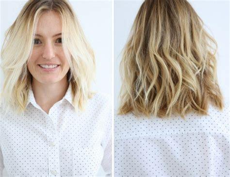 Coupe Cheveux Blond by Coupe De Cheveux Blonds Le Top Des Coiffures Quotidiennes