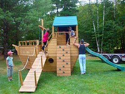 pirate ship swing set for sale pirate ship playground for my backyard juxtapost