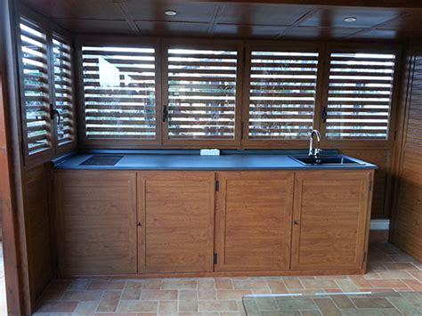 piano cottura per esterno cucine in alluminio per esterni alfa