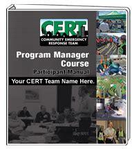 cert basic participant manual books 2011 cert program manager course materials participant manual