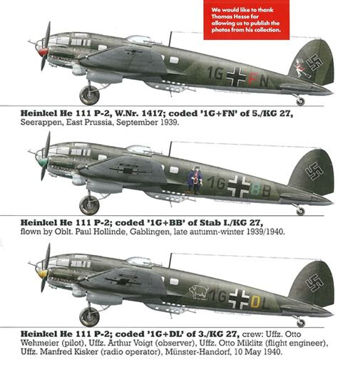 27 revision v1 kagero decals red series heinkel he 111ps of kg 27 review by mark davies