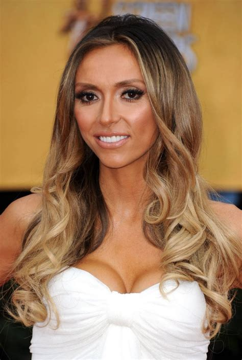What Color Of Hair Does Juliana Rancic Have   the ombre hair color trend would you