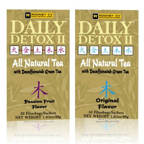 Daily Detox Price by Hdt Daily Detox Ii Tea Caffeine Free 30 Tea Bags