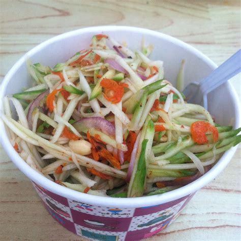 Sendok Salad 02 klong hae floating market gadisrakus
