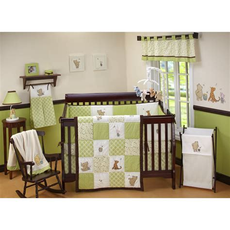 Babies R Us Nursery Decor Nursery Room Ideas Winnie The Pooh Crib Bedding Set