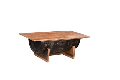 half barrel coffee table half barrel coffee table napa general store half barrel