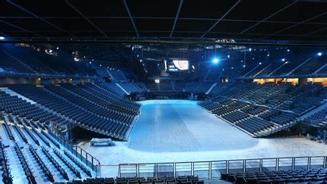 Salle De Sport Futuriste by L Accorhotels Arena Une Salle Du Xxie Si 232 Cle Pour Le Bnp