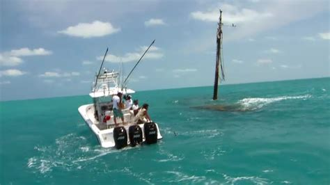 flying boat siesta key fishing the coral reefs in the florida keys spanish fly tv
