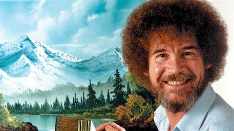 bob ross painting asmr asmr triggers common asmr triggers for relaxation