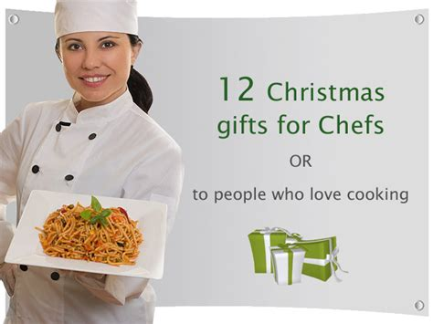 christmas gifts for home chefs 12 gifts for chefs or to who cooking gifts