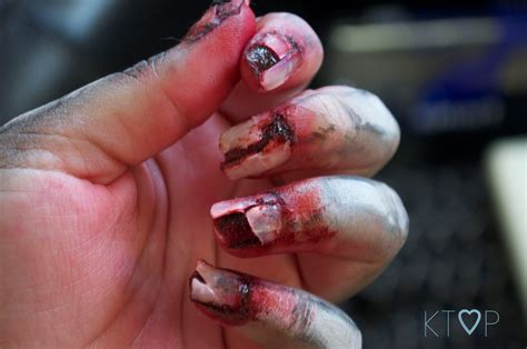 cracked nail nails cracking beautify themselves with sweet nails