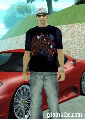 T Shirt Personil Linkin Park Ds2114 gta san andreas linkin park t shirt mod gtainside