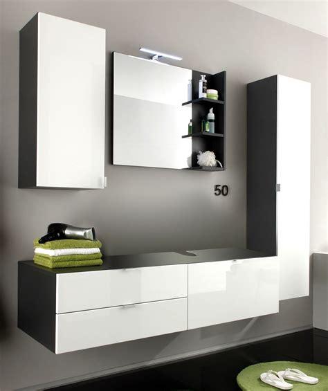 Badezimmer Set by Badm 246 Bel Wei 223 Grau G 252 Nstig Kaufen