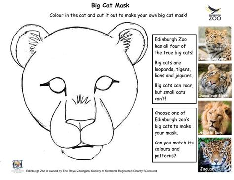 leopard mask template 55 best classical conversations cycle 2 images on