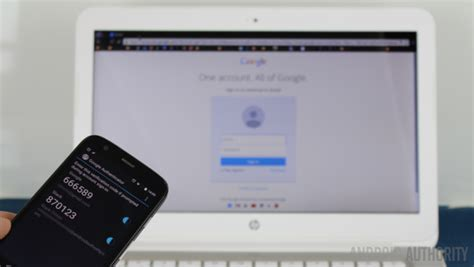 chrome google authenticator android customization how to set up two factor