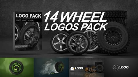 Wheels 2 Pack Collector Cub Foods Drag Balap wheel logos pack by nael studio videohive