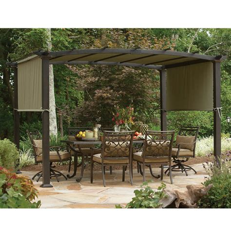 Garden Oasis Patio Furniture Covers Sears Garden Oasis Garden Oasis Pergola Replacement Canopy