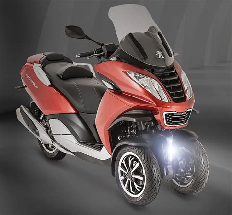 scooter 3 roues peugeot metropolis 400 achat prix infos
