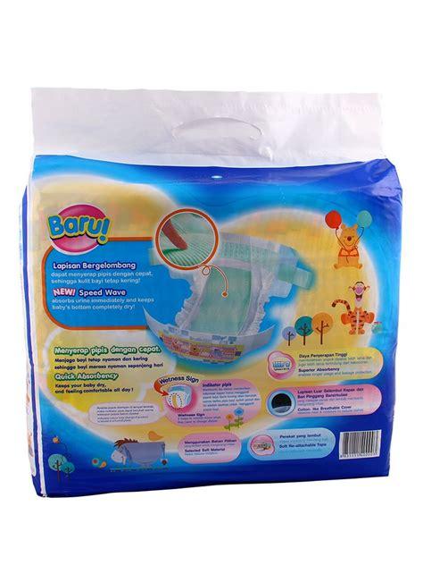 Harga Diapers Merk Mamy Poko mamy poko baby diapers 72 s medium bag medium klikindomaret