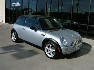 2003 Mini Cooper 2003 Mini Cooper