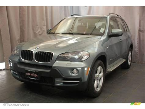 green bmw x5 2008 mineral green metallic bmw x5 3 0si 22262521 photo