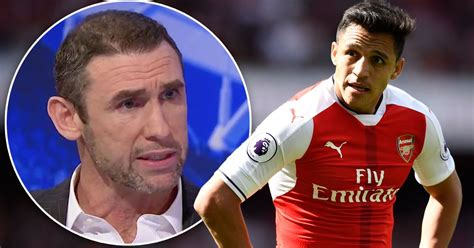 alexis sanchez mirror martin keown says chelsea transfer speculation will have