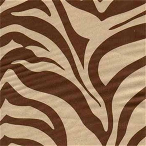 zebra upholstery fabric object moved