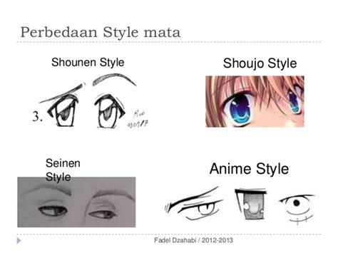 my world perbedaan antara anime shounen dan shoujo