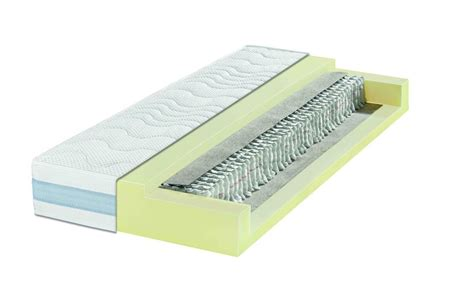 matratze 140x220 tonnentaschenfederkern matratze allmed1000 140x220 cm
