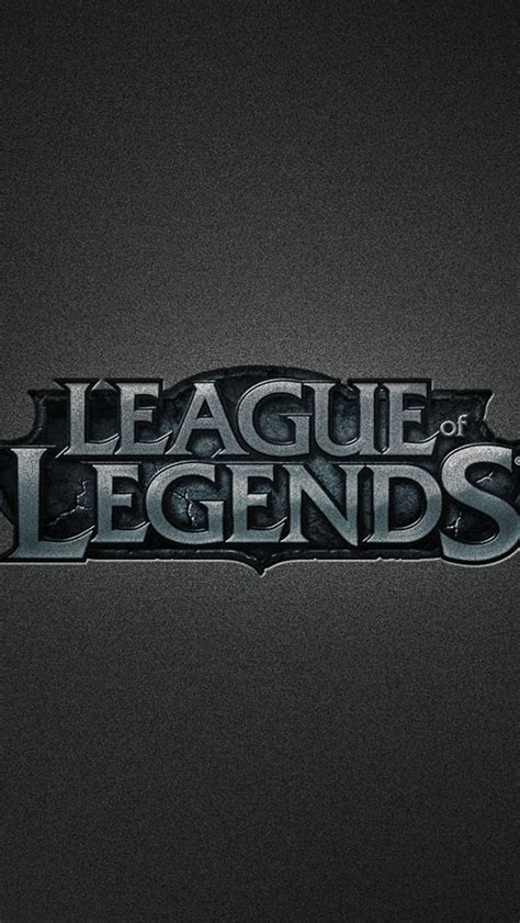 wallpaper iphone 5 league of legends league of legends logo iphone 5 wallpaper 640x1136