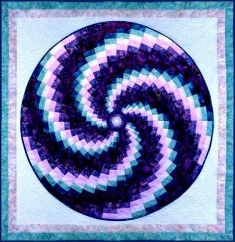 Circular Quilt Patterns by Free Bargello Quilt Patterns Bargello Swirl Circular