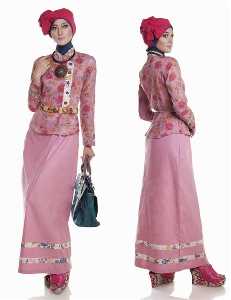Model Baju Pesta Muslim model kebaya muslim modern terbaru annisaku search results new style for 2016 2017