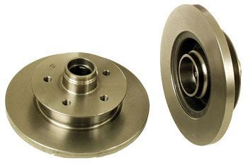 Kode D1139 86 91 vanagon front brake rotor pierside parts